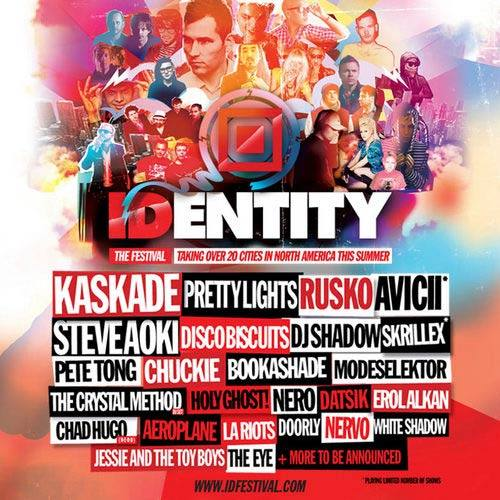 IDENTITY Festival @ 1-800-ASK-GARY AMPHITHEATRE