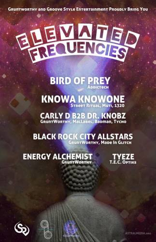 Elevated Frequencies, Denver