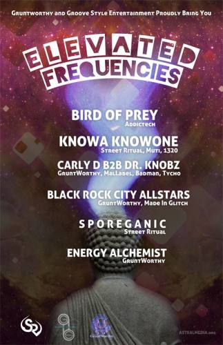 Elevated Frequencies Tour