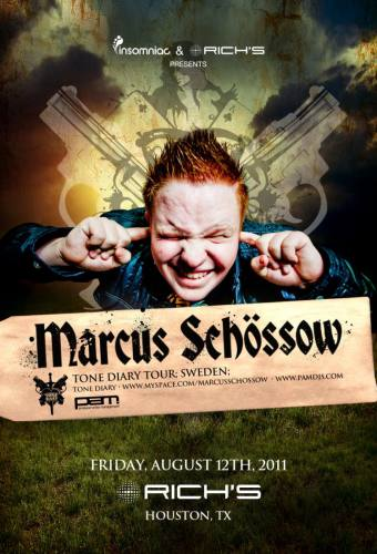 Marcus Schossow @ Rich's
