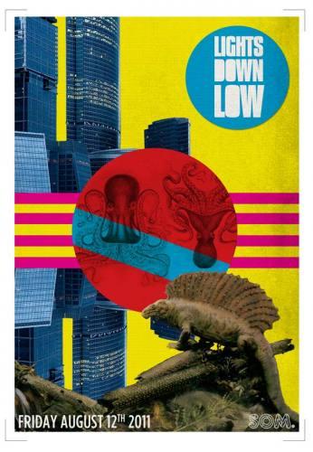 Lights Down Low presents SOUND PELLEGRINO THERMAL TEAM (Teki Latex & Orgasmic), LOL BOYS & WORTHY