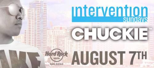 Chuckie @ Hard Rock San Diego