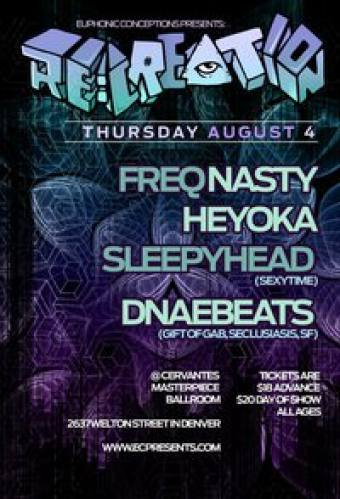 Re: Creation ft. Freq Nasty