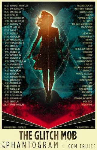 The Glitch Mob @ The Intersection (8/4)