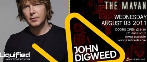 John Digweed @ The Mayan