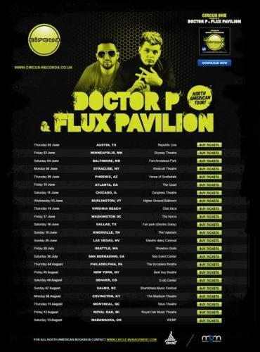 Doctor P + Flux Pavilion