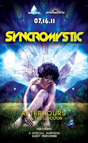SYNCROMYSTIC - A Shpongle Afterhours