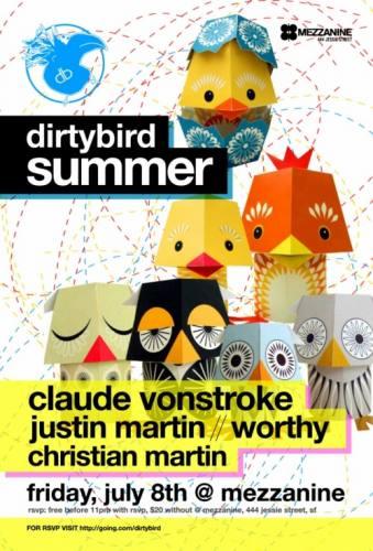 dirtybird SUMMER