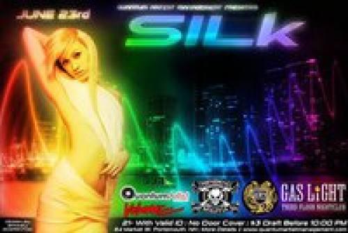 Silk Thursdays at the Gas Light