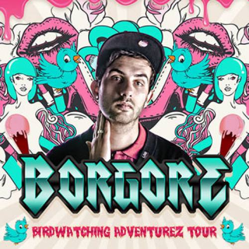 Borgore w/ Skism @ Best Buy Theater [6/25/11]