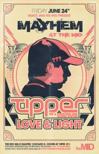 Tipper, Love & Light – Mayhem at The Mid Chicago