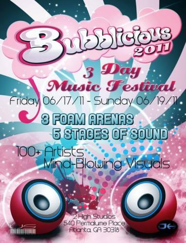 Bubblicious 2011