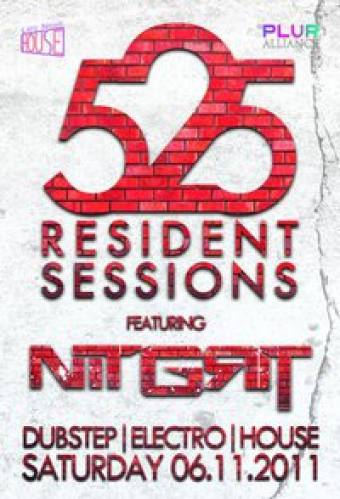 525 Resident Sessions #8 ft. NiT GriT