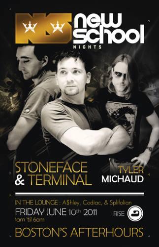 Stoneface & Terminal [Fri 6/10]