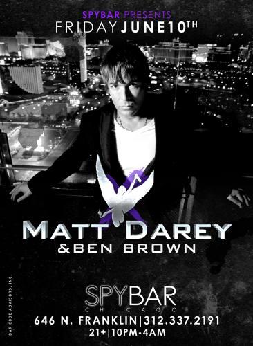 Matt Darey @ Spybar