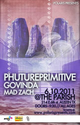 Polaris Presents Phutureprimitive + Govinda