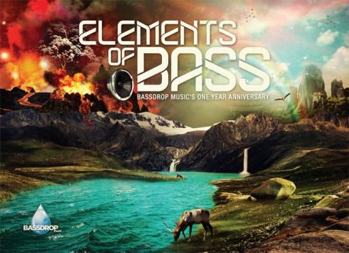 ELEMENTS OF BASS - BASSDROP MUSIC 1 YEAR ANNIVERSARY
