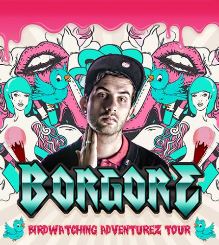 Borgore @ Bluebird Theater