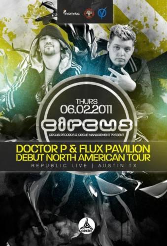 Doctor P & Flux Pavilion @ Republic Live