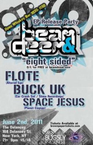 Beam&Deem EP RELEASE PARTY @ The Delancy [6/2/11]