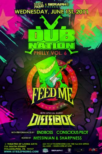 Dub Nation Philly Volume 6