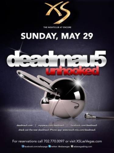 Deadmau5 Unhooked @ XS