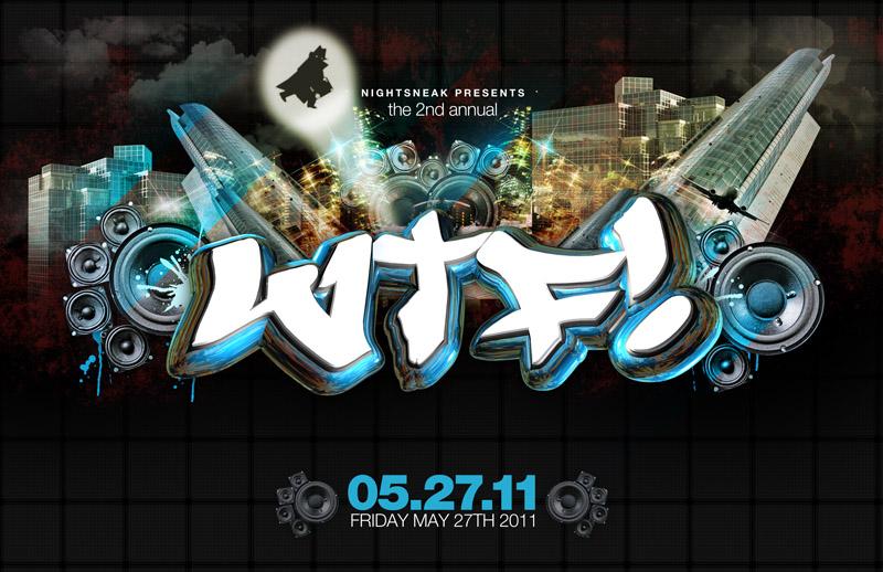 2nd Annual Wtf Wasatch Techno Festival Salt Lake City