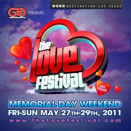 The Love Festival Las Vegas 2011
