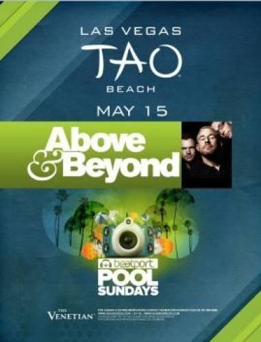 Beatport Pool Sunday: Above & Beyond