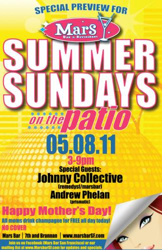 Summer Sundays feat. Andrew Phelan & Johnny Collective