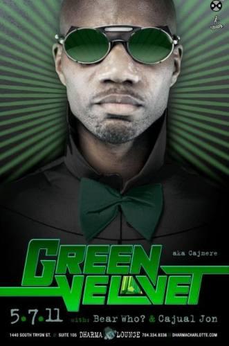 Green Velvet @ Dharma Lounge