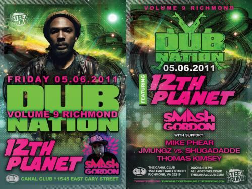 Dub Nation Richmond feat 12th Planet