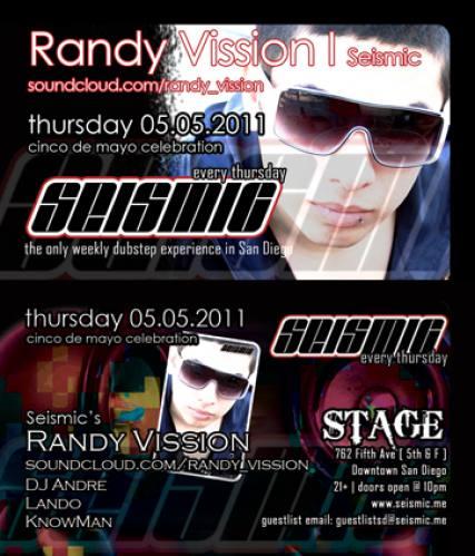 SEISMIC feat. Randy Vission