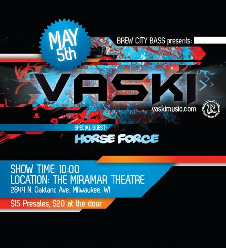 Vaski at the Miramar