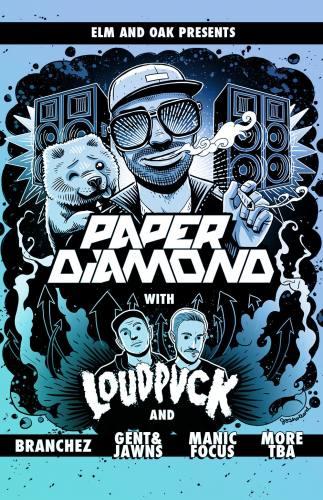 Paper Diamond @ Westcott Theater