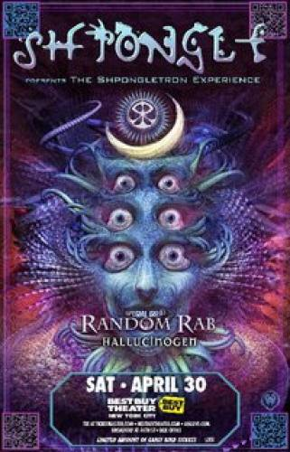 Shpongle - Random Rab - Hallucinogen