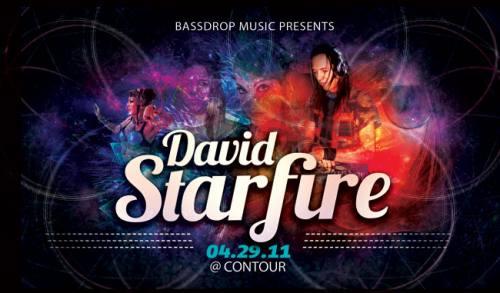 DAVID STARFIRE, Hz Donut & J-Sun @ Contour
