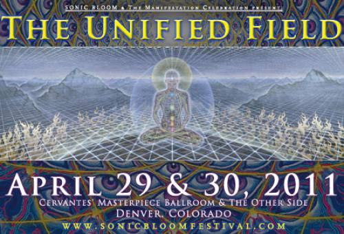 The Unified Field - A SONIC BLOOM Pre-Party Featuring Alex Grey