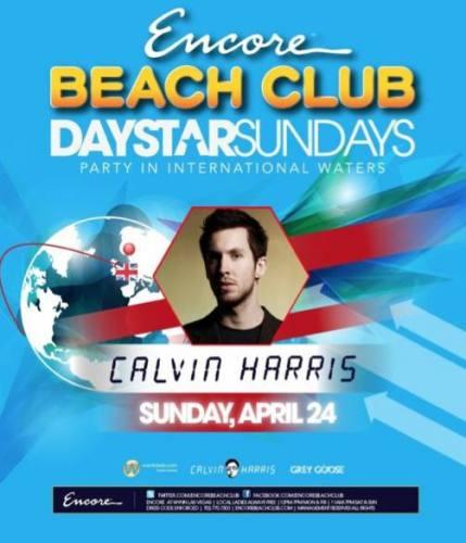 DAYSTAR Sundays feat. Calvin Harris