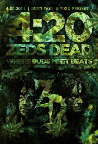 Zeds Dead @ The Spot