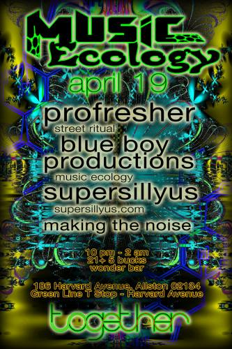 Music Ecology Presents... Together Festival Showcase