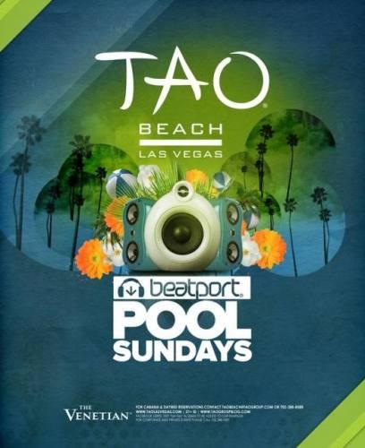 Beatport Sunday: Laidback Luke @ Tao