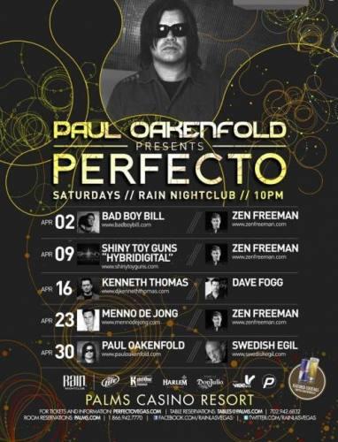 Perfecto Vegas ft Kenneth Thomas