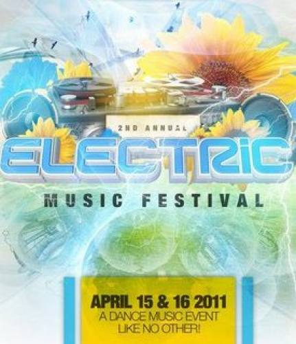 Electric Music Festival 2011
