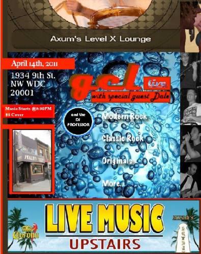 The DJ Professor @ Level X Lounge