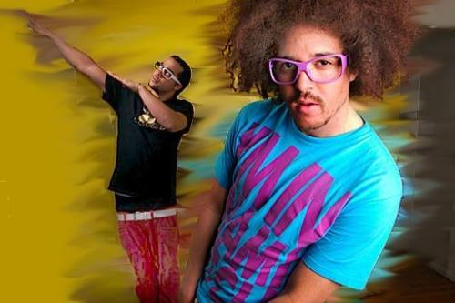 Girl Talk & LMFAO @ Meadow Brook Music Festival