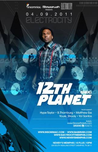 12th Planet @ Newby's