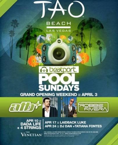 Beatport Sunday: ATB and Robbie Rivera