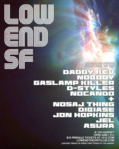 Low End Theory San Francisco