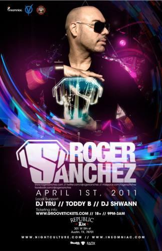 Roger Sanchez @ Republic Live